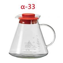 BHG880-R 880cc咖啡壺-紅