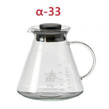 BHG880-B 880cc咖啡壺-黑