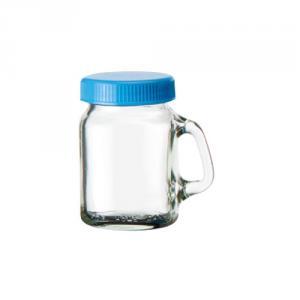 M0120 120有柄杯-藍