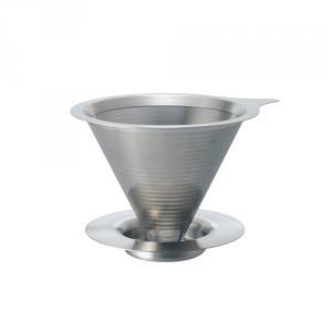 HARIO V60免濾紙01金屬濾杯 DMD-01-HSV